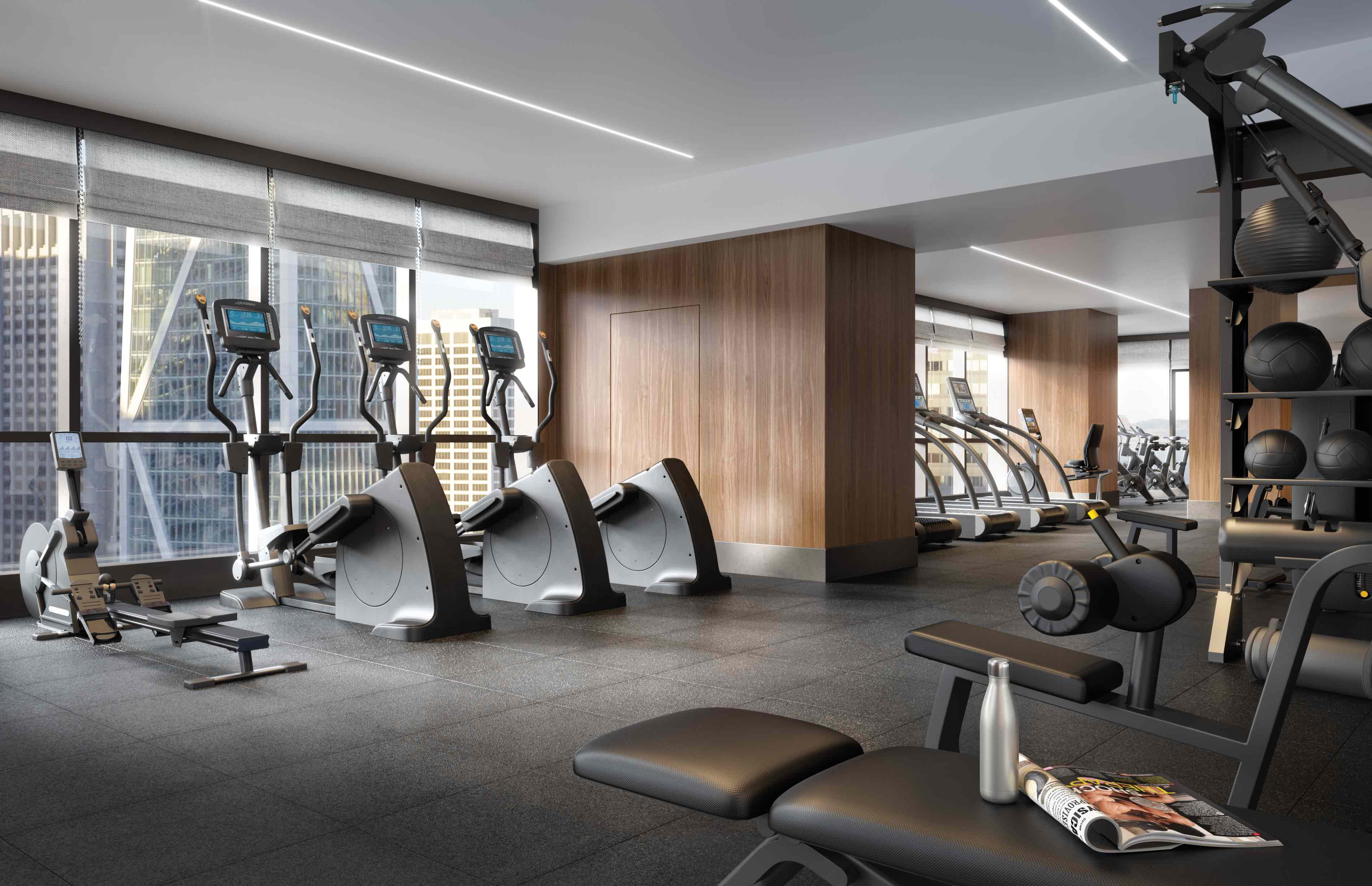 Equinox®-Curated Fitness Center